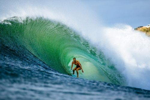 Apple TV+ is getting a new docuseries all about competitive surfing