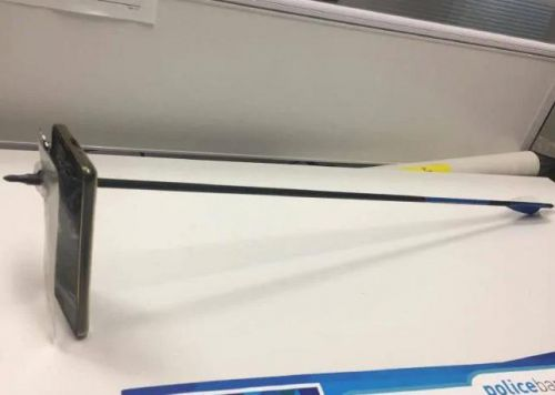 IPhone Saves Life Of Its Owner By Taking An Arrow Meant For Him