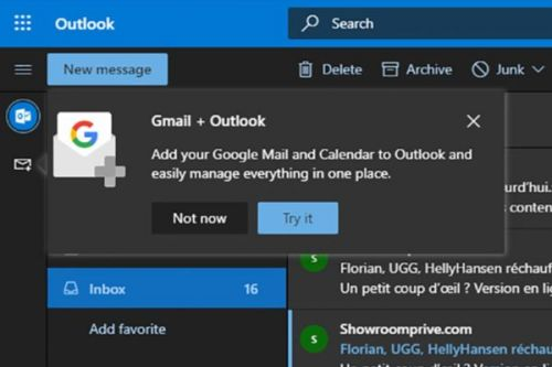 Microsoft Integrates Gmail, Drive, And Google Calendar With Outlook.com