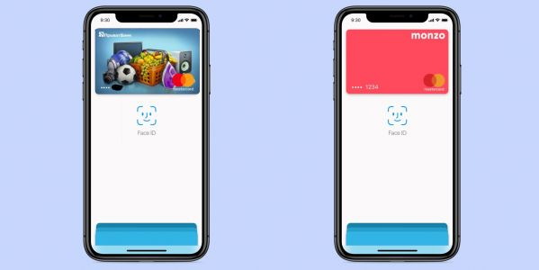Apple Pay expands to Ukraine and UK app-based bank Monzo