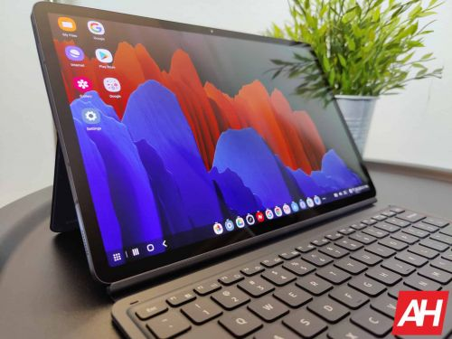 Samsung Galaxy Tab S7, Tab S7+ Get One UI 3.1 With Android 11 Update