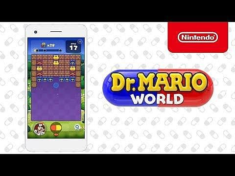 Dr. Mario World launching soon, here's when exactly