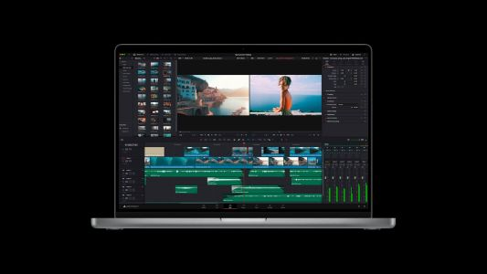 DaVinci Resolve updated with M1 Pro and M1 Max support; runs 5x faster on new MacBook Pro