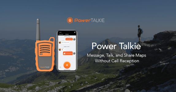 PowerTalkie: The Advanced Off-Network Comms Device