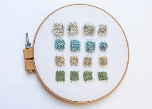 Conductive Thread tutorial, testing and project inspiration