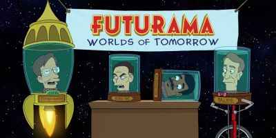 Futurama: Worlds of Tomorrow launches June 29, trailer features Stephen Hawking, George Takei, Bill Nye, and Neil DeGrasse Tyson