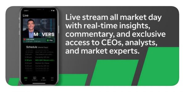 TD Ameritrade launches new CarPlay app 'TDAN Radio' with live streaming and on-demand news
