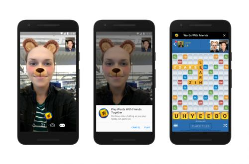 Facebook Instant Games gets livestreams - Angry Birds, multiplayer video chat to come