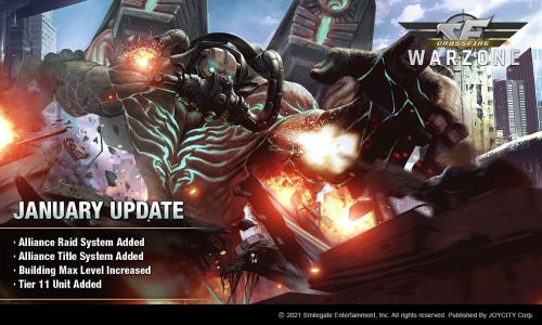 CROSSFIRE: Warzone's Latest Update Introduces a New Alliance Raid System