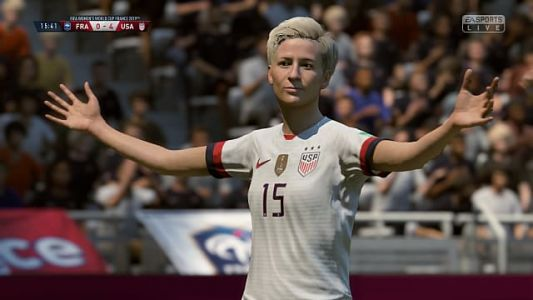 It's In the Game: FIFA 19 Brings Real World Gender Inequality to Your Screen