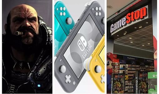 GameSkinny Weekend Download: Gears 5 Bans Smoking, Nintendo Recharges, and Gamestop Goes Retro to Stay Alive
