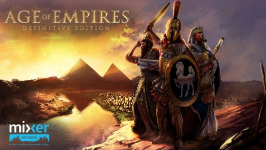 How to watch the Age of Empires: Definitive Edition Mixer Livestream on Feb. 19