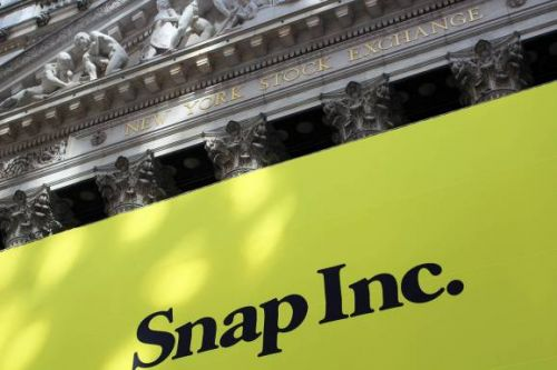 Snap stock spikes 9% fueled by new Android app and AR photo lenses