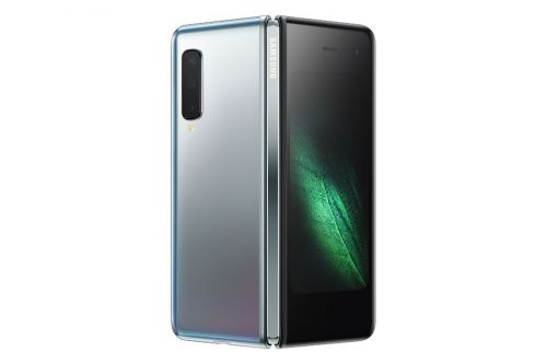 Samsung Galaxy Fold Foldable Smartphone Officially Launched