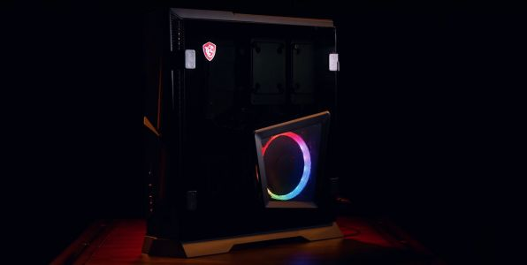 MSI's Trident X is a Beautiful Console Killer