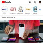 YouTube also scores Stories, just like all the cool kids in school