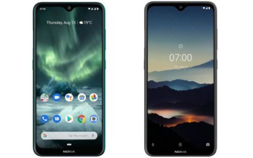 Nokia 7.2 Pre-Orders Finally Start In The US