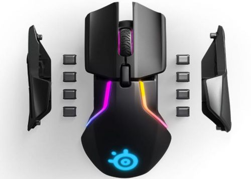 SteelSeries Rival 650 Wireless and Rival 710 gaming mice