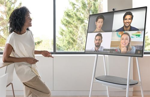 Microsoft Announces Surface Hub 2S: 50-Inch for $9000