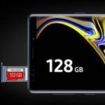 Note 9 a terabyte phone? Yes, with Samsung's new card