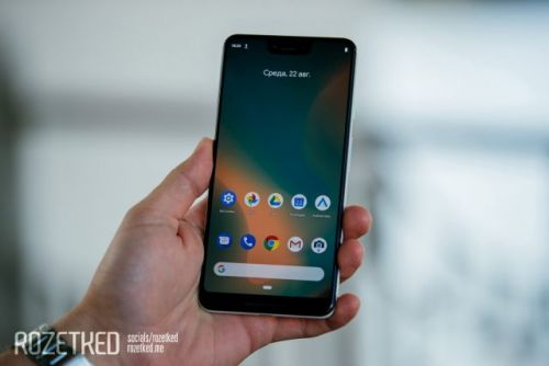 Pixel 3 leaks reveal camera settings, photo samples and new design details