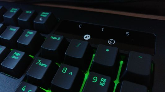 Razer is bringing its Chroma keyboard lighting to cars