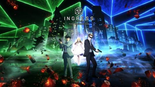 'Ingress: The Animation' Announced For Netflix This October
