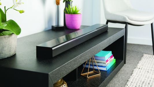 Yamaha's latest soundbar offers DTS:X, AirPlay and Hi-Res Audio at a bargain