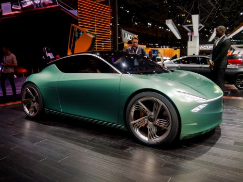 This little electric car is the coolest thing at the NY Auto Show