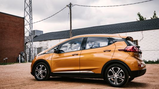 Watching your speed on the 2018 Chevy Bolt EV is not that easy