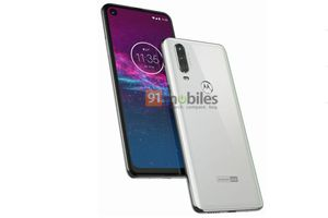 Your first look at the Motorola Moto One Action should give you deja vu