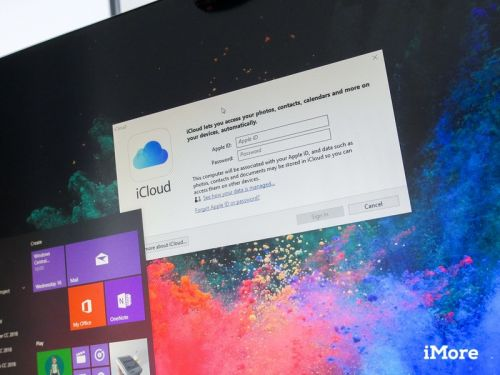 How to get iCloud on Windows
