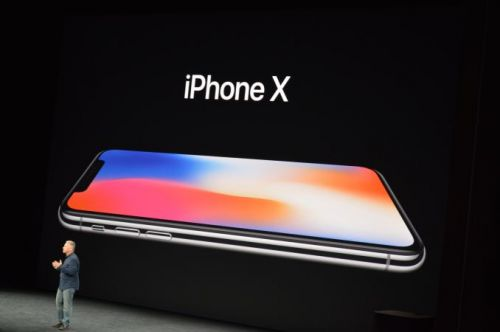 Apple 2017: The iPhone X Announced