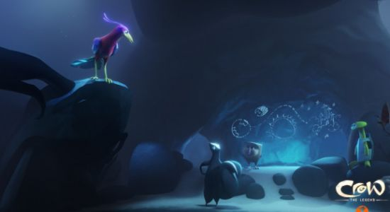 Baobab's Crow: The Legend debuts as a free short film on Oculus and YouTube