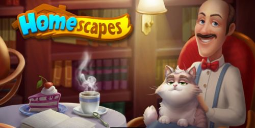 Playrix scores another big match-3 mobile game hit with Homescapes
