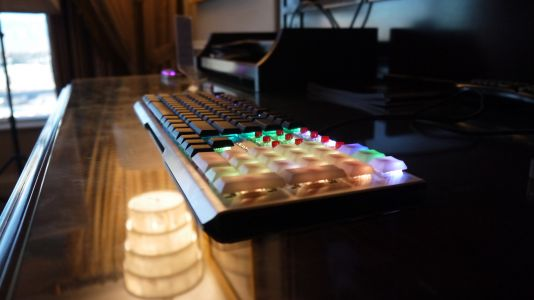 Brace yourselves, mechanical keyboards are heading to notebooks