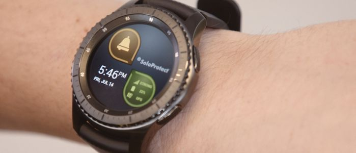 Samsung To Feature New Safety App For Gear S3 Smartwatch