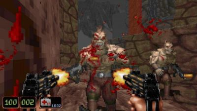 First Person Shooter 'Shadow Warrior Classic' is a Free Download for Mac