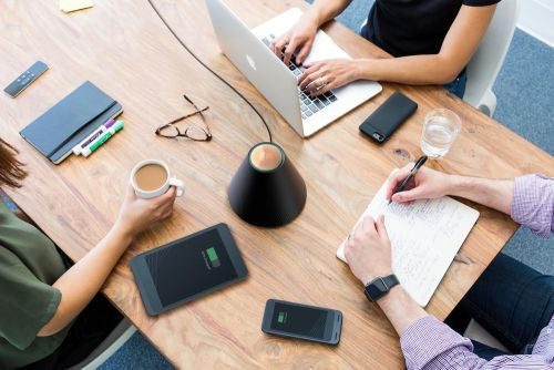Pi Charger Uses Qi Standard to Extend Wireless Charging Reach Beyond Current Mats