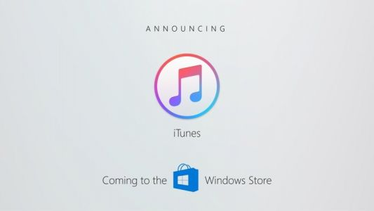 ITunes Not Coming to Microsoft's Windows Store in 2017 as Promised