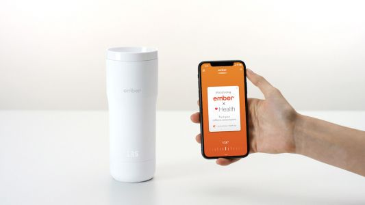 Ember Temperature Control Mug Adds Support for Apple Health, Exclusive Colors Now Sold in Apple Stores