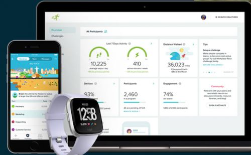 Fitbit Launches Coaching Service To Help Achieve Fitness Goals