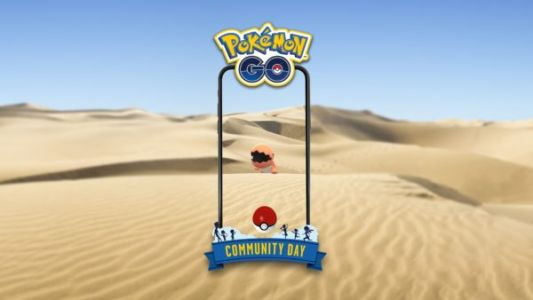 Trapinch Is The Focus For Pokémon GO Community Day In October
