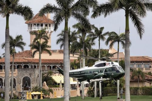 Woman from China, carrying malware on thumb drive, illegally entered Trump resort