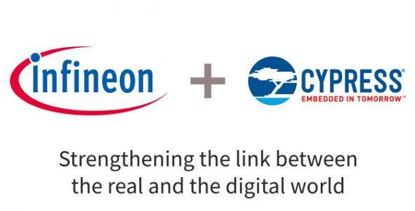 Infineon Set to Acquire Cypress for $10 Billion