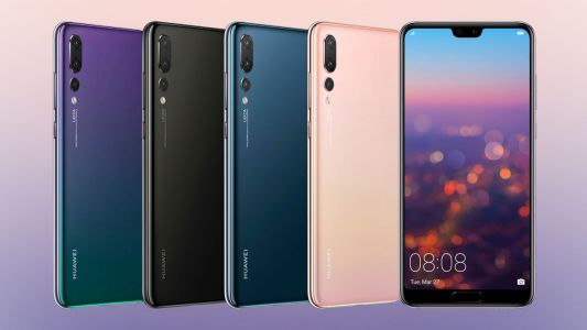 Huawei Mate 20 Concept Sports Quad Rear Camera Setup: Video