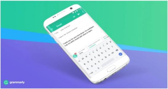 Grammarly Keyboard Now Available For Android Devices
