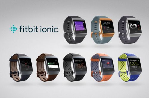 Fitbit Announces October 1 Launch Date for New Ionic Smartwatch and Flyer Headphones