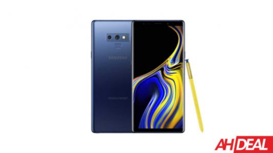 You Can Save $300 On A Samsung Galaxy Note 9