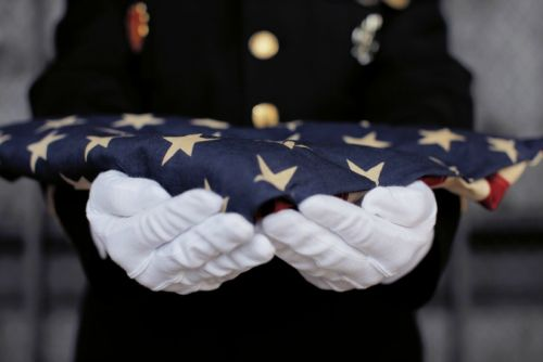My Father's Military Funeral